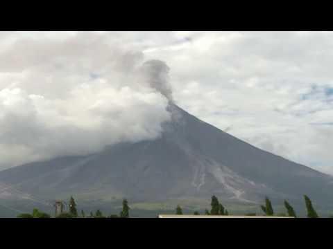 LIVE: Mayon Volcano | 23 January 2018