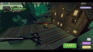 Roblox partie 166.1, Roblox Dungeon Quest vivre, maintenant, seul cauchemar Ghastly Harbor! Jeux TD.