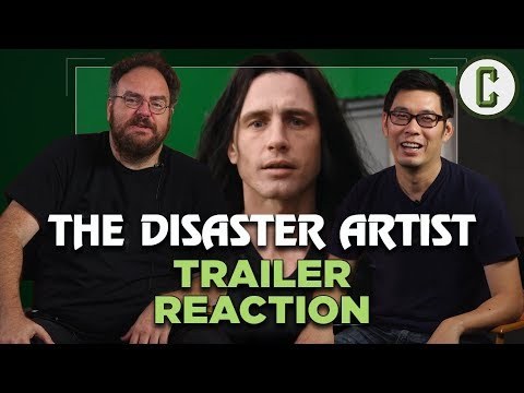 Download Youtube: The Disaster Artist Trailer Reaction & Review