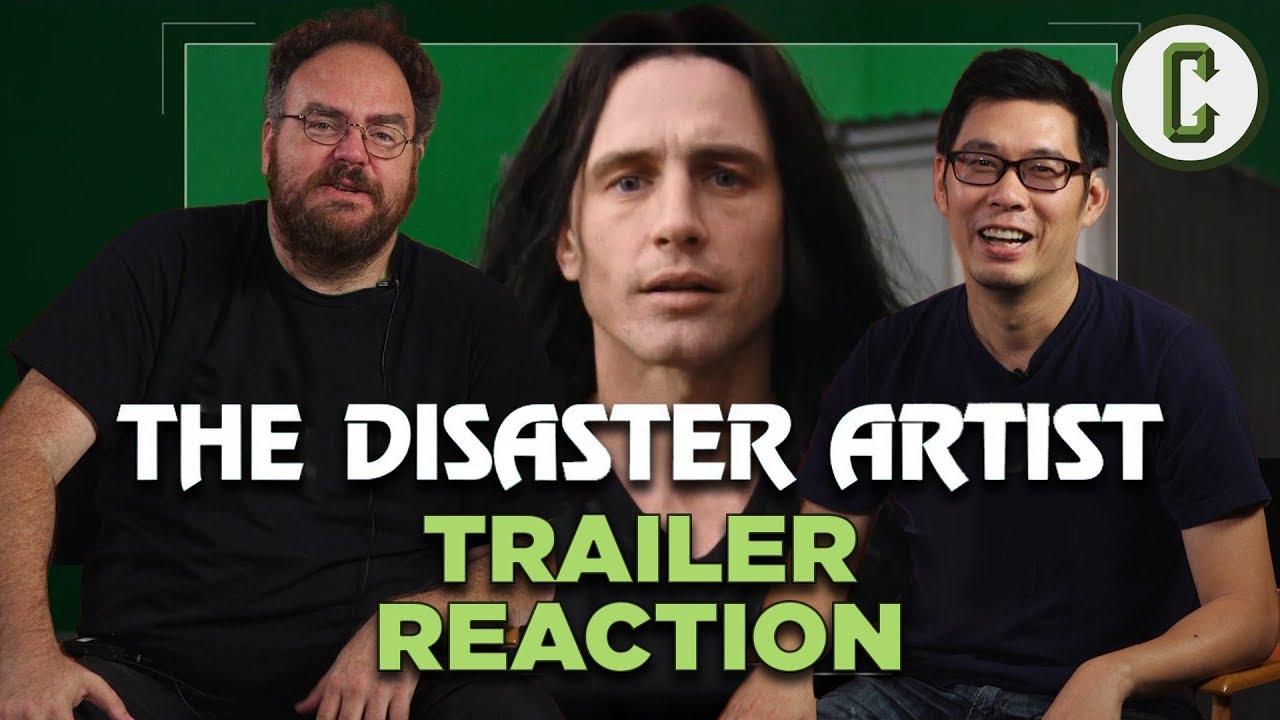 The Disaster Artist Trailer
