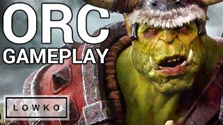 Warcraft 3 Reforged: Orc Gameplay!