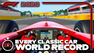 I Tried To Break Every Classic Car Record In 3 Hours