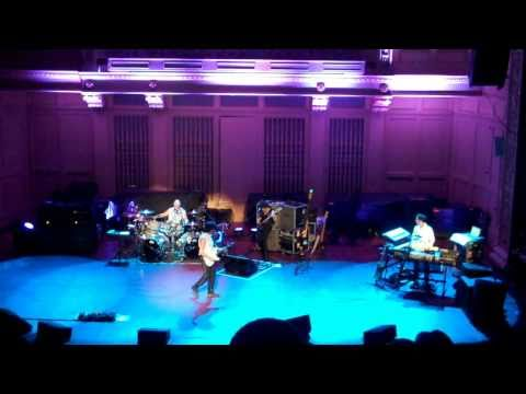 Jeff Beck - Carnegie Music Hall Oakland, Pittsburgh - 2011-04-23