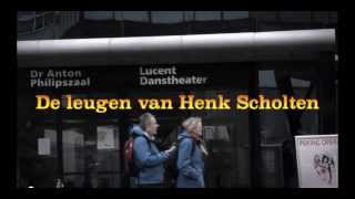 Henk Scholten liegt!