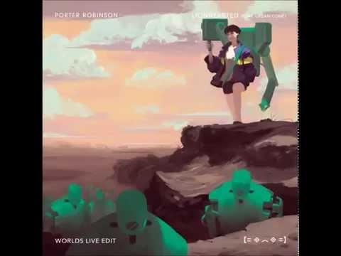 Porter Robinson - Lionhearted (Instrumental)