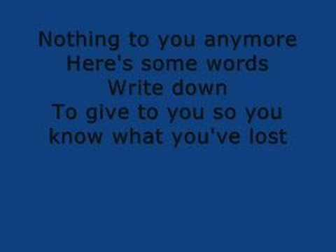 You Me At Six - This Turbulence Is Beautiful Lyrics.