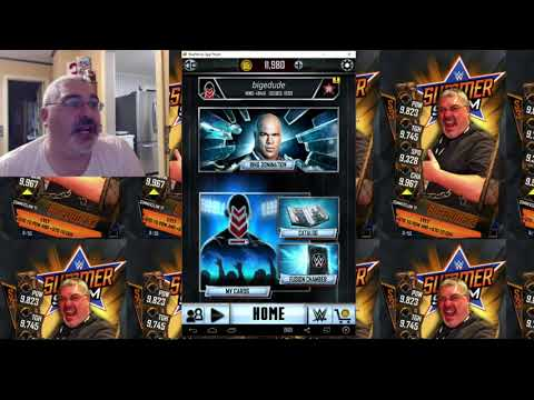 1st SS17 Pro!! NXT Takeover HYYYYPE!!! WWE Supercard