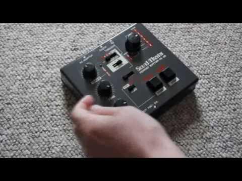 sound master memory rhythm sr 88 analog drum machine youtube. Black Bedroom Furniture Sets. Home Design Ideas