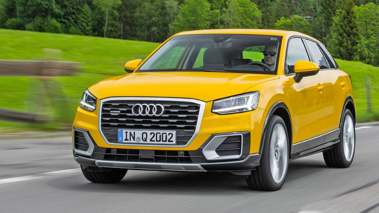 audi q2 2016 test fahrbericht review audi q2 2 0 tdi mit 190 ps youtube. Black Bedroom Furniture Sets. Home Design Ideas