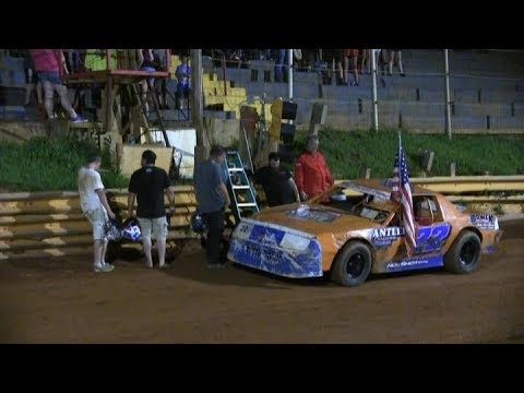 Toccoa Raceway Footage August 12th 2017