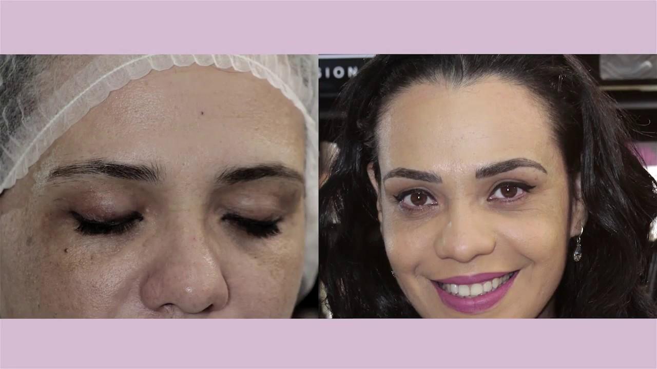 Microblading 6d en nicaragua estudio de maquillaje toque - Estudio de maquillaje ...