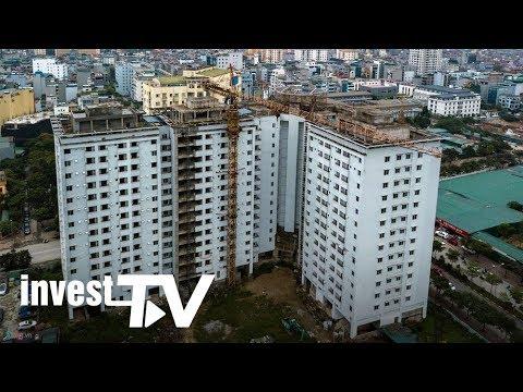 Đánh thuế cao để hạn chế dự án bất động sản bỏ hoang