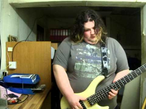 Nickleback How You Remind Me Bass Cover