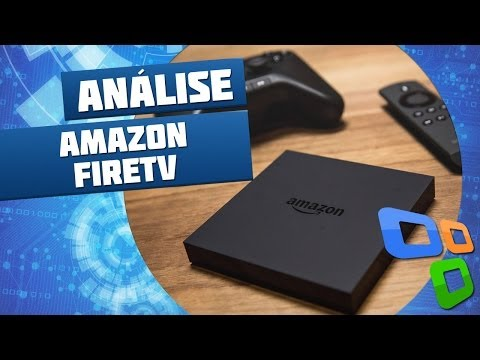 Amazon Fire TV [Análise de Produto] - Tecmundo