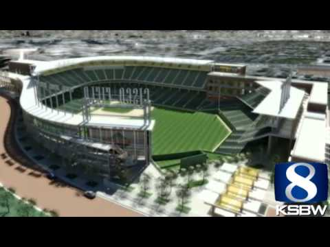 San Jose Sues MLB Over A's New Ballpark
