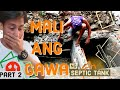 Mali ang Gawa ng Septic Tank | Septic Tank Part 2 /  NHA Pabahay / Pinugay Baras Rizal / Jake Vlog
