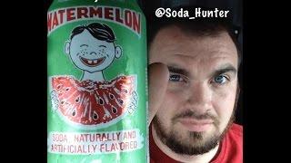 Soda Hunter Video Tasting: Cawy Watermelon