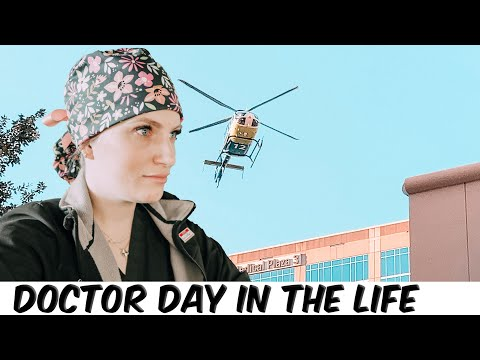 Anesthesiologist Day In The Life: Air Ambulance & UV-C Sanitization
