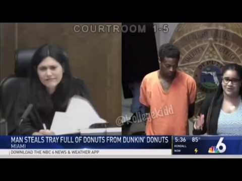 BoonK Gets Arrested For Robbing Dunkin Donuts