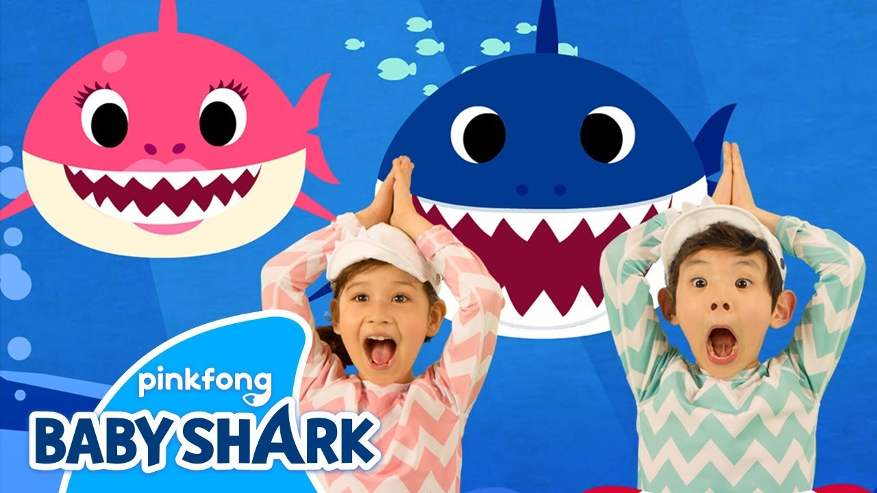 Baby Shark Dance | Original Baby Shark Dance | Baby Shark Brooklyn | Baby Shark Official