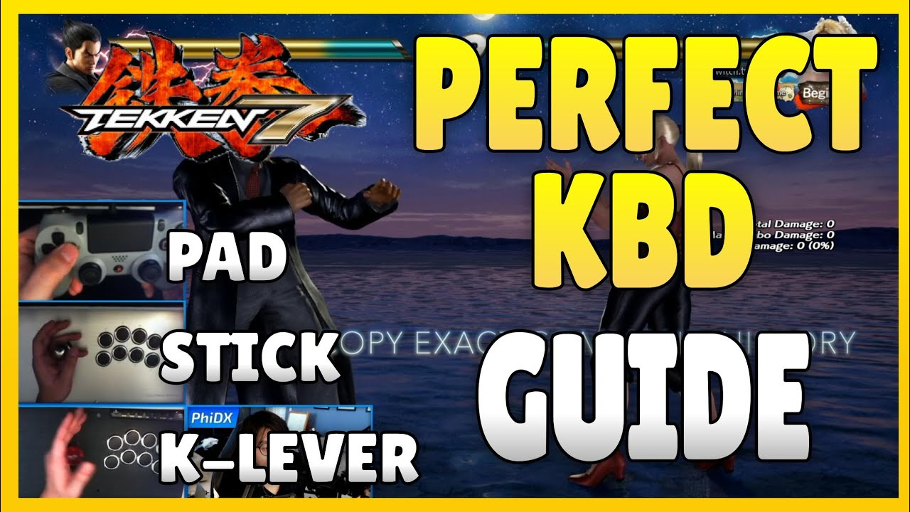 Download 3-Minute PERFECT Korean Backdash Cancel Guide - Pad AND Stick - Tekken 7 Tutorial