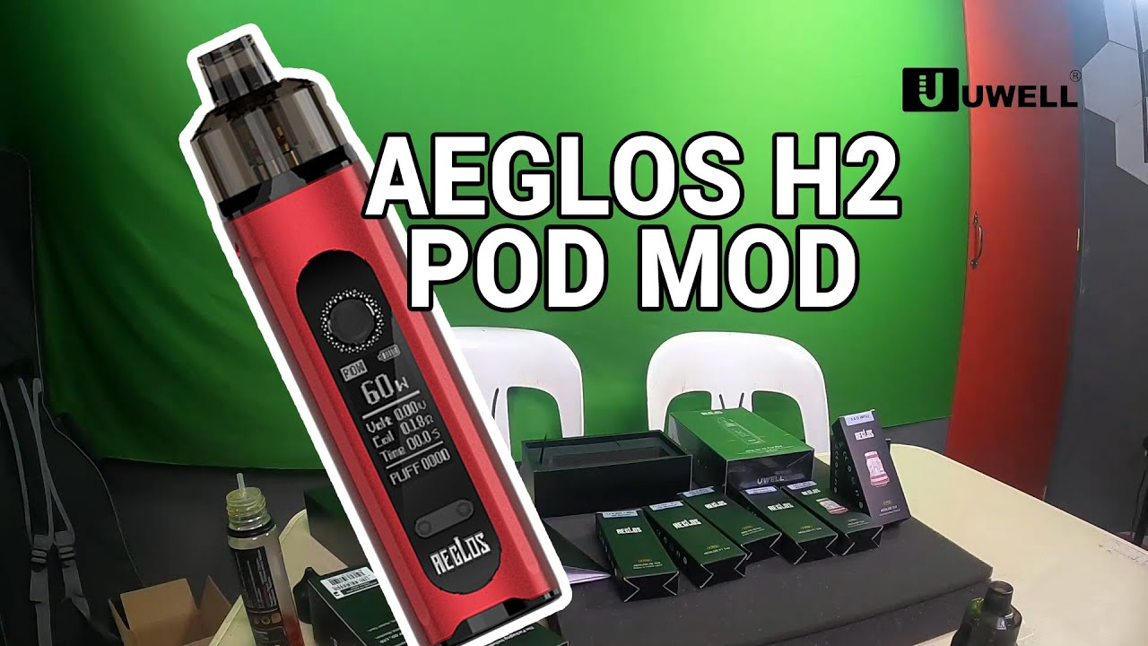 UWELL Aeglos H2