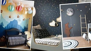 Baby room. Fantastic Fairy Tale Bedroom Ideas for babes