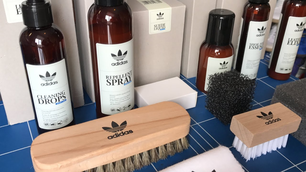 adidas shoe spray