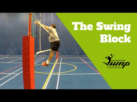 How To Block Higher And Stronger - Tip Of The Week #38