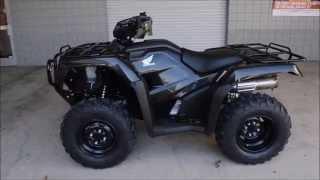 2015 Honda Foreman ES 500 For Sale - ATV Dealer / Chattanooga TN GA AL TRX500FE1F
