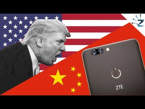 How Trump just killed ZTE Phones for good   😭 #2018 - YouTube