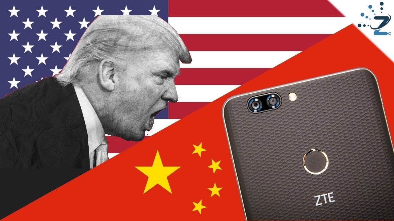 How Trump just killed ZTE Phones for good   😭 #2018
