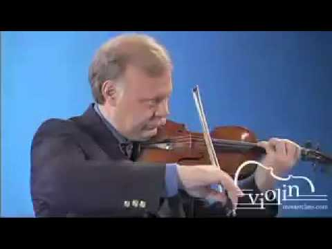 Sautillé - Violinmasterclass