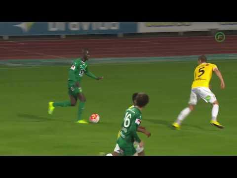 Pa Dibba - Alla mål i Hammarby (2016-2018)