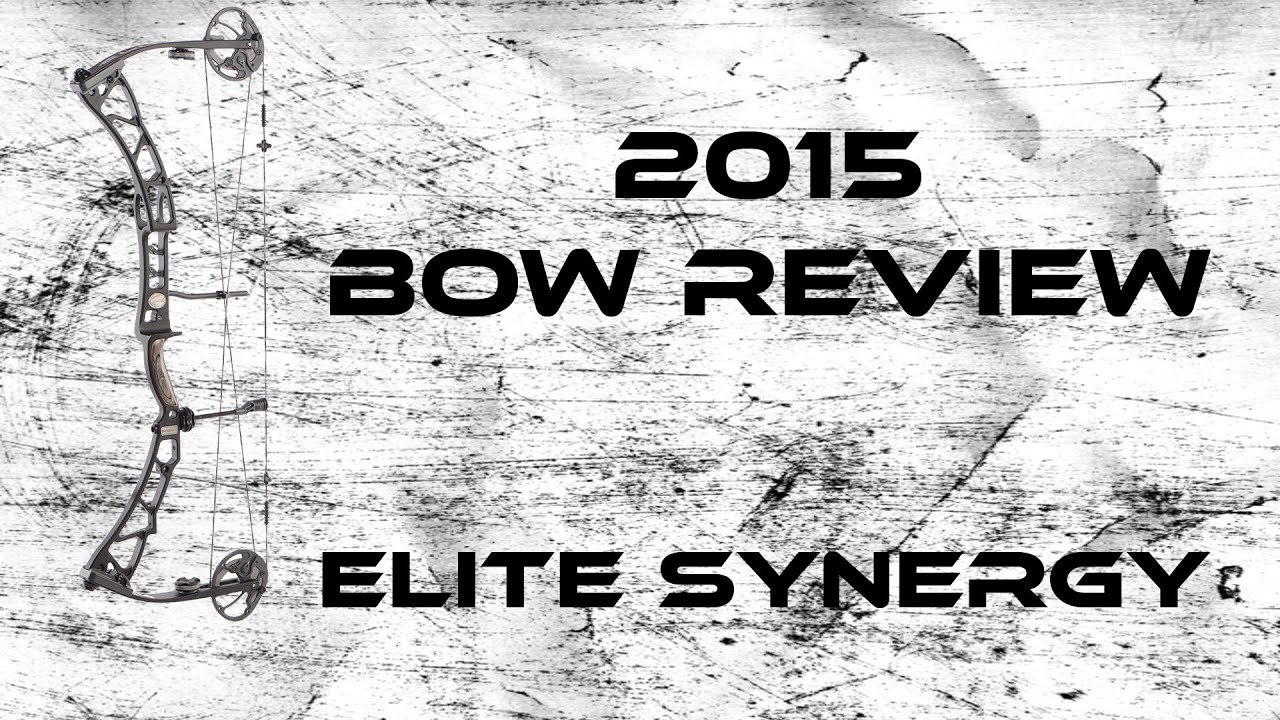 2017 Bow Review Elite Synergy