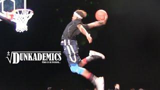 "Jordan ""Flight"" Southerland SICK Nike Dunk Contest Dunks! Video"