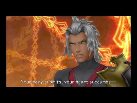 Kingdom Hearts Birth by sleep PS4: Lingering Will vs Terra-Xehanort