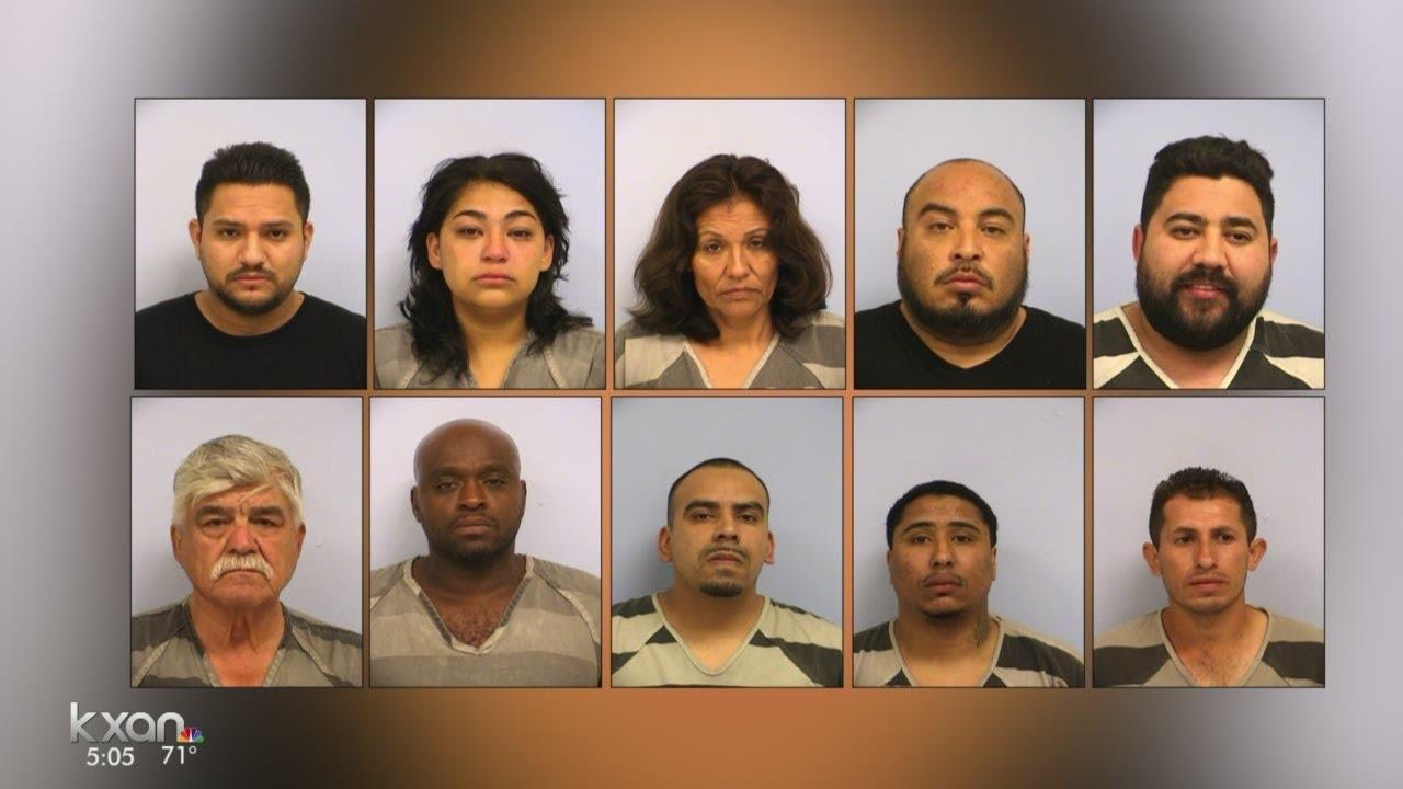 DEA: North Austin mechanic shop was drug cartel distribution site