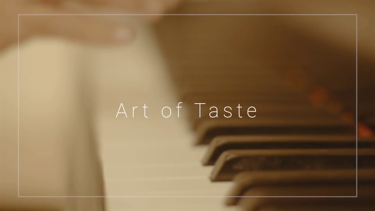 Art of Taste | VENEZIA • Live Painting + Musical Duet Ft. Pianist Giancarlo Prandelli