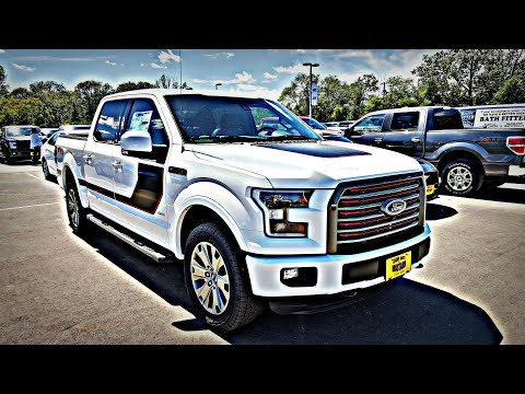 2016 Ford F-150 Lariat Special Edition Review
