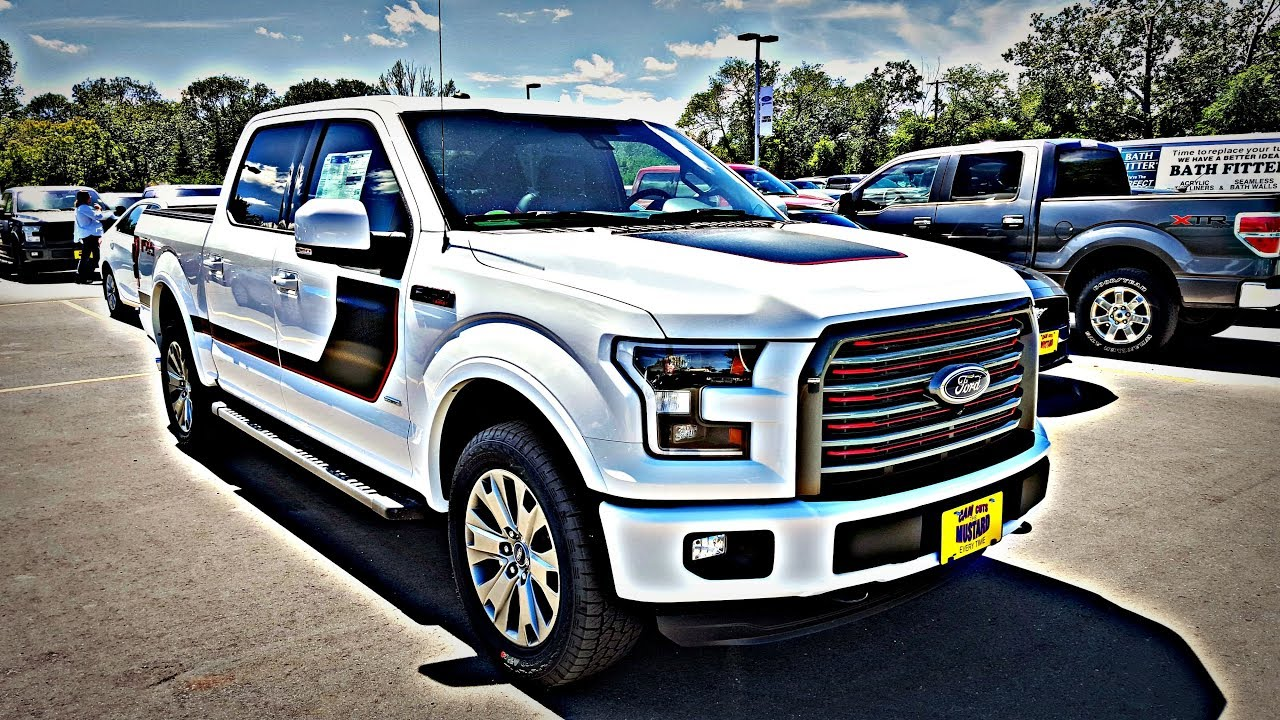 2016 Ford F 150 Lariat Special Edition Review