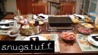 Raclette , Wie funktioniert es / was braucht man? // Episode 0012