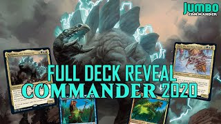 the Gathering Commander 2020 Arcane Maelstrom MTG Magic