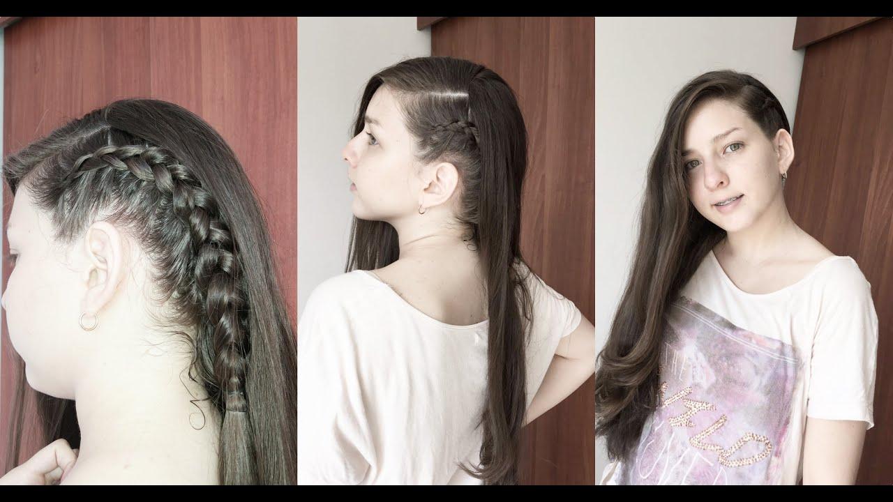 Como hacer un peinado estilo mohicano trenza mohicana - Como realizar peinados ...