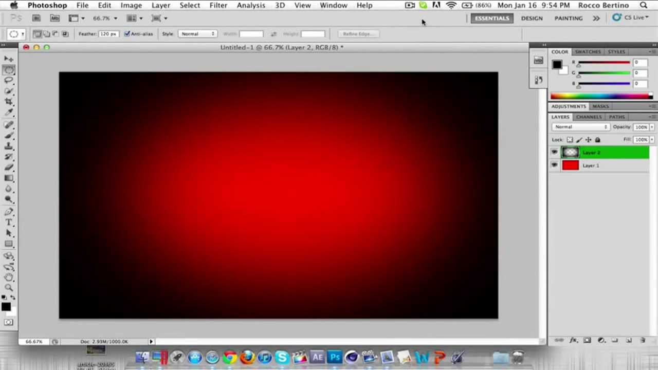 How To Fade Two Images Together In Photoshop - Photoshop ...