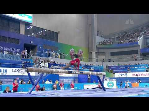 2014 World Gymnastics Championships - Women's Team Final (NB