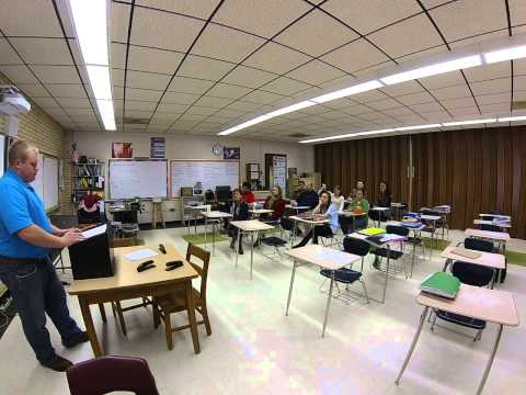 Logan Proctor, Informative Speech, Chaloner Middle School, 3/4/2015