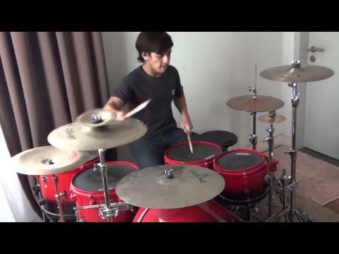 Paramore - Conspiracy (Drum Cover)