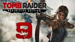 Прохождение Tomb Raider Definitive Edition — Часть 9: Трущобы