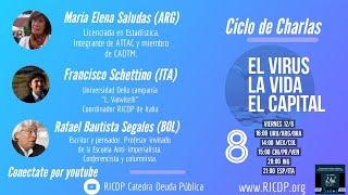 El virus, la vida, el capital - 8º Sesión - RICDP